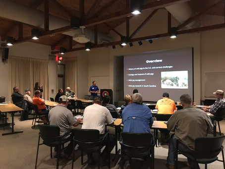 Wild Pig & Coyote Management Workshop