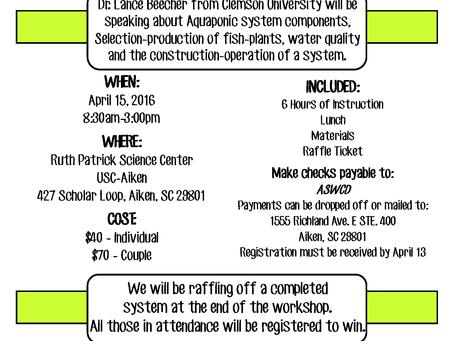 Aquaponics Workshop