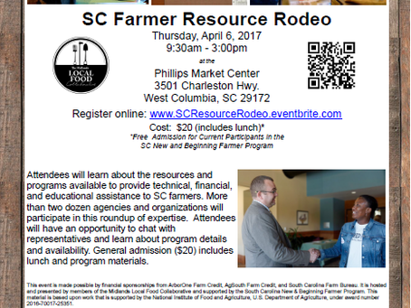 SC Farmer Resource Rodeo