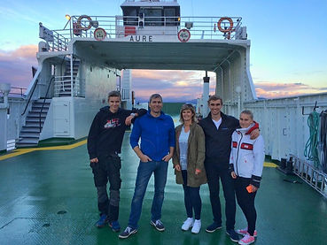 Familien Holberg