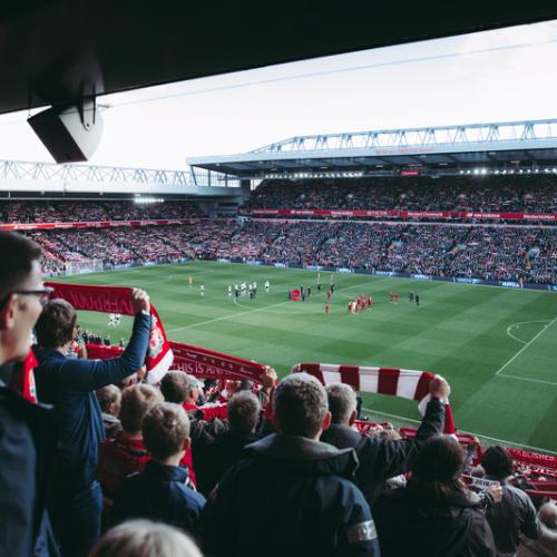 Anfield, Liverpool FC's stadium