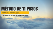 Método de 11 Pasos Para Crear un Plan de Marketing