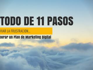 Método de 11 Pasos Para Crear un Plan de Marketing