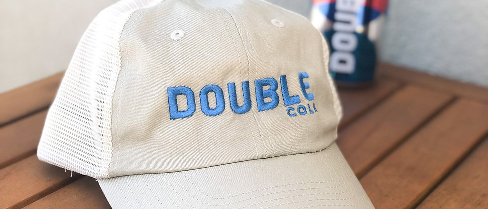 DOUBLE-COLA Embroidered Hat
