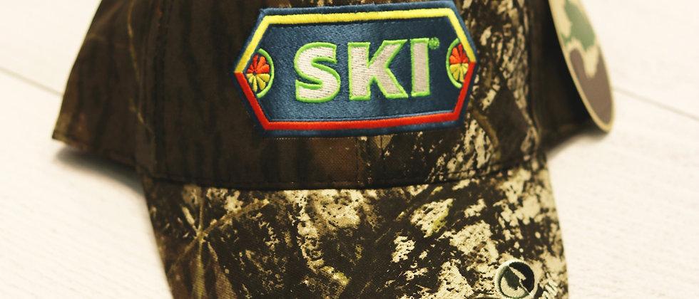 SKI Camo Hat