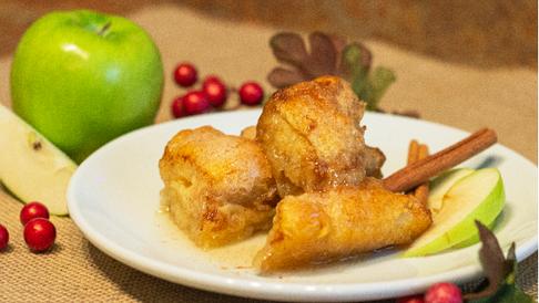 SKI Apple Dumplings Recipe