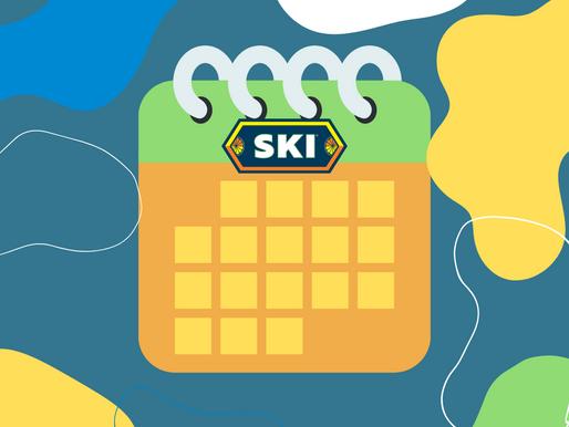 SKI Citrus Soda 2021 Calendars