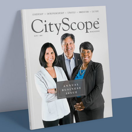 CityScope's Annual Business Issue 2021