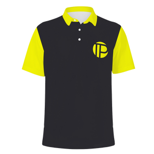Men's All Over Print Polo Shirt