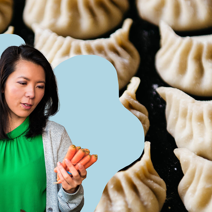 Pork and Cabbage Potstickers with Lisa Lin