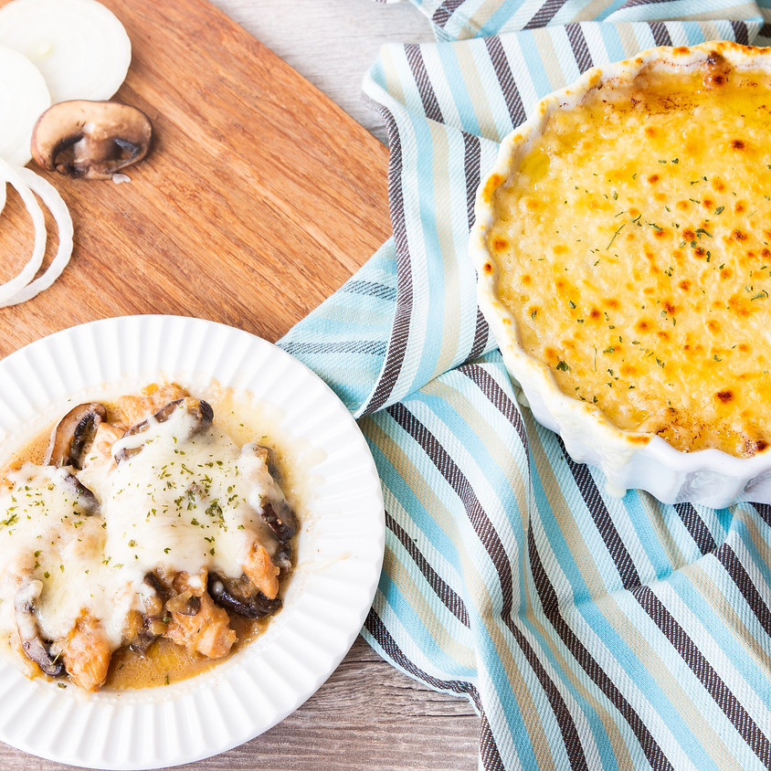 Keto French Onion Skillet Chicken with Dr. Kristie Sullivan of Cooking Keto with Kristie