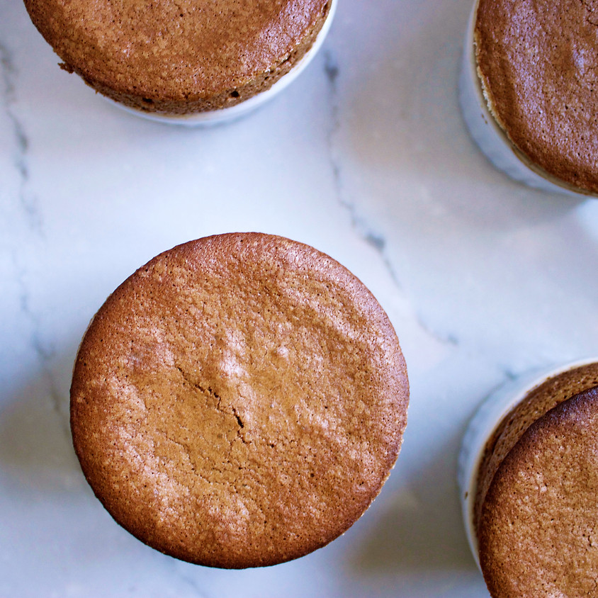 Valentine's Day Soufflé with Lindsey from The Farmer and The Foodie