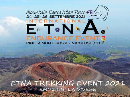 ETNA TREKKING EVENT 2021, EMOZIONI DA VIVERE