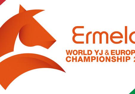 """ERMELO: Campionati d'Europa Senior e del Mondo Junior e Young Rider """"LE NOMINATED ENTRIES"""""""
