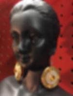 Earrings pic, red background.JPG