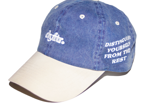 DYFTR Dad Hat