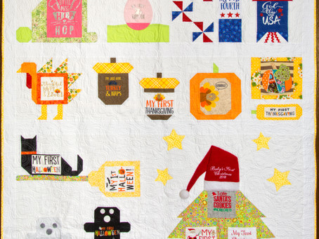 How to create a unique baby memory quilt