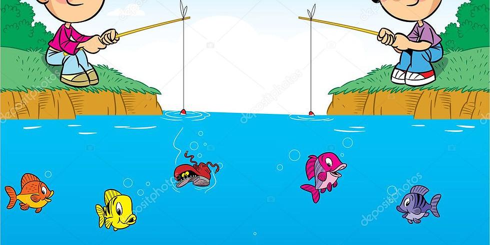 Kid's Free Fishing Event