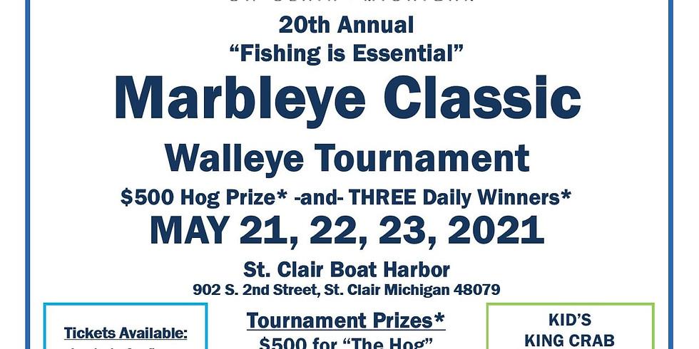 Marbleye Classic Walleye Tournament