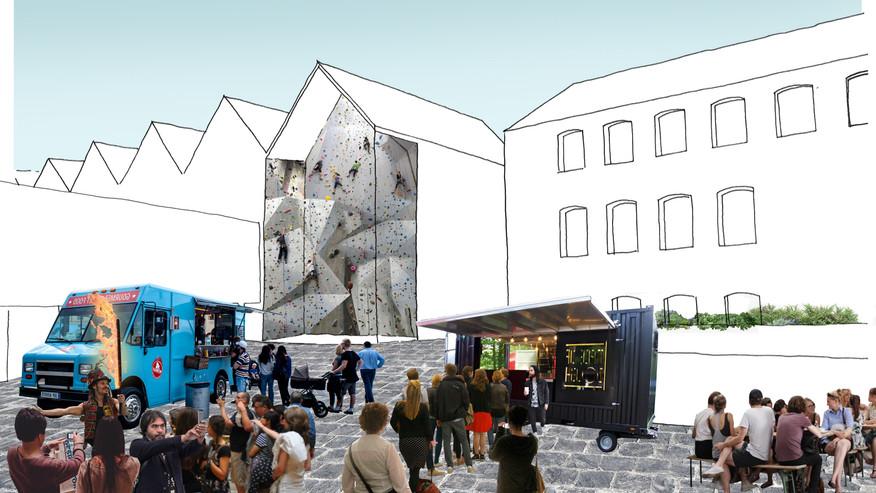 Saxonvale public square ideas