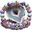 Thumbnail: Floral beads with  rhinestone connectors