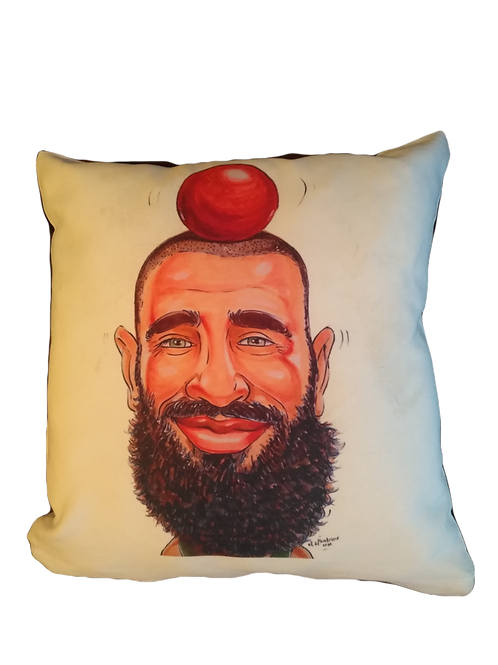 Gorgeousgiorgos pillow