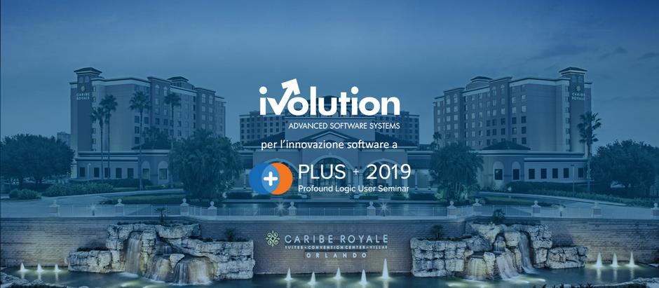 iVolution per l'innovazione software a PLUS 2019