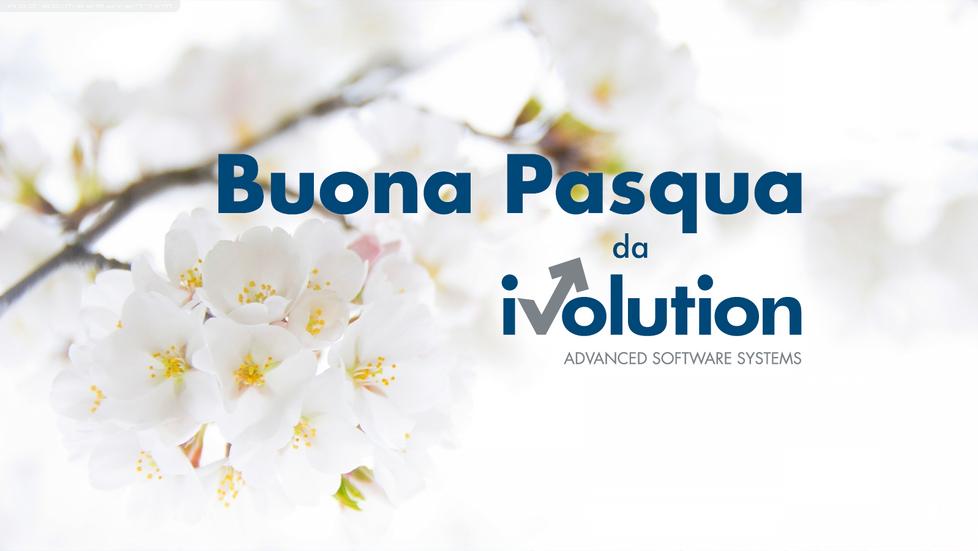 Un augurio di Buona Pasqua da iVolution