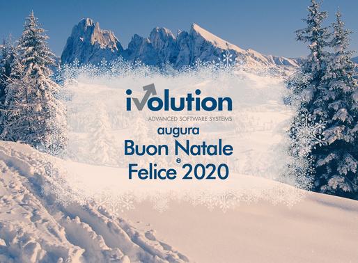 Buon Natale e Felice 2020
