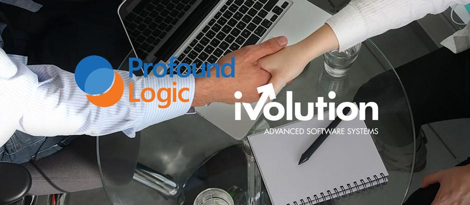 iVolution diventa partner Profound Logic