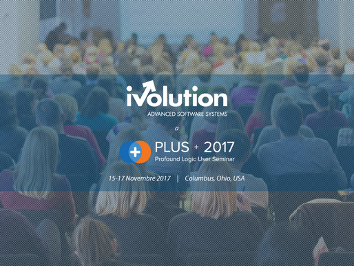 iVolution a Profound Logic User Seminar