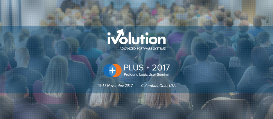 iVolution a Profound Logic User Seminar