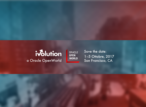 iVolution a Oracle OpenWorld