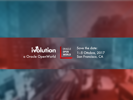 iVolution a Oracle OpenWorld