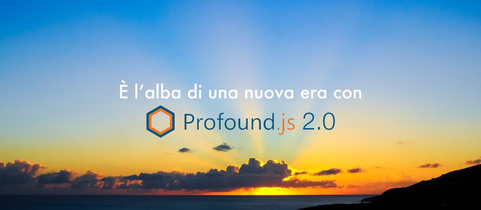 Profound Logic e iVolution presentano Profound.js 2.0