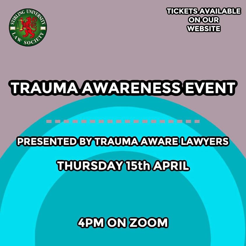Trauma Awareness Event