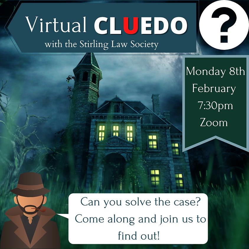 Virtual Cluedo