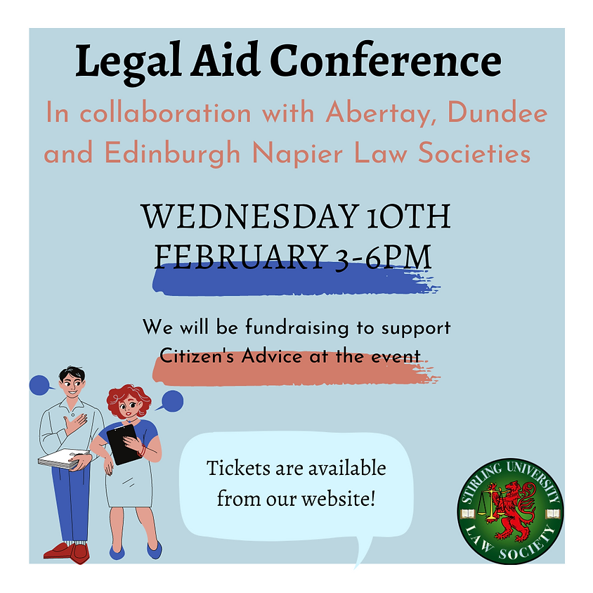 Legal Aid Conference