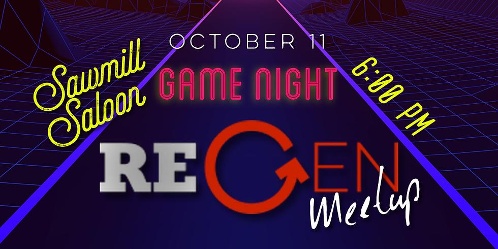 Fall Game Night