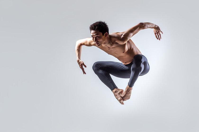 Прыжки Dancer