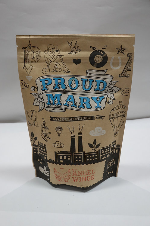 Proud Mary Angel Wings Coffee Beans