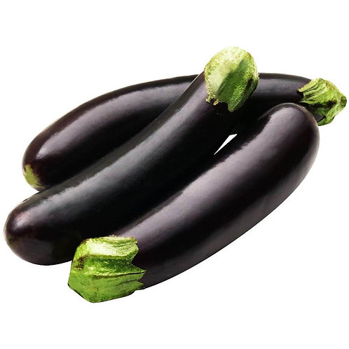 Lebanese Eggplant (Pre-Packaged)