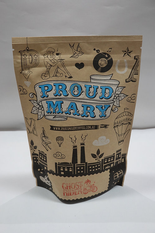 Proud Mary Ghost Rider Coffee Beans