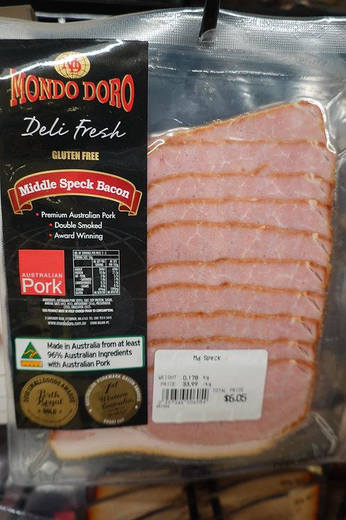 Mondo Doro Middle Speck Bacon