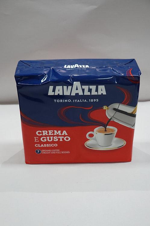 Lavazza Crema & Gusto Ground Coffee - 500g