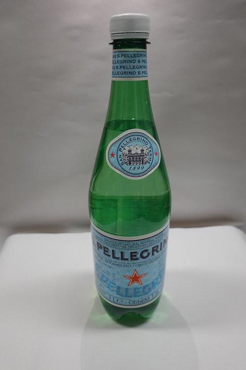 Sanpellegrino Sparkling Water - 1L
