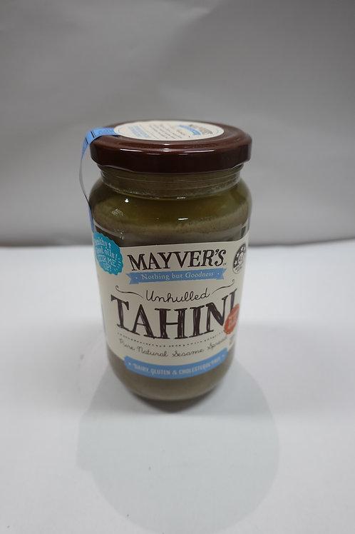 Mayver's Unhulled Tahini