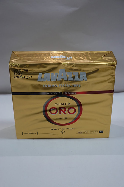 Lavazza Oro Ground Coffee - 500g