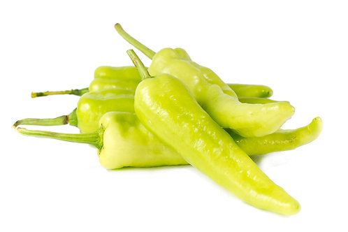 Long Yellow Peppers