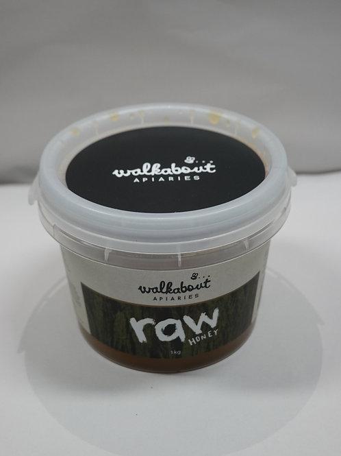 Walkabout Raw Honey - 1kg